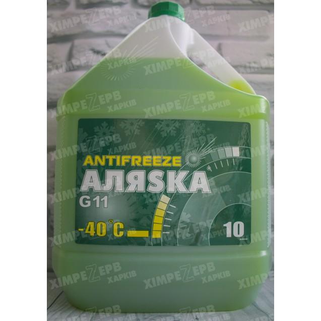 Антифриз Рідина анти-замерзаюча -40