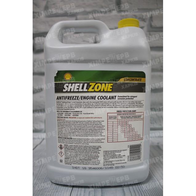 Антифриз SHELLZONE CONCENTRAT  -80C 1GAL