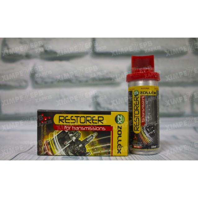 RESURS (Restorer-T) Добавка в трансмісійну оливу 50 мл RSE-200