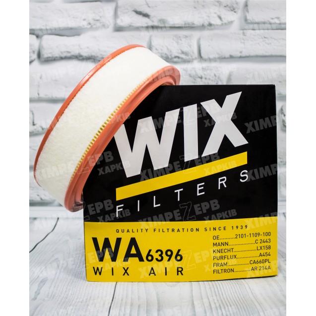 Повітряний фільтр WA6396 WIX