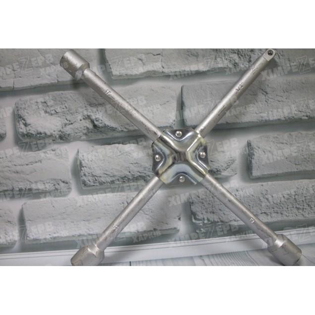 Ключ колісний (Хрест) 12003