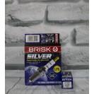 Brisk Silver DR15YS Свіча запалювання