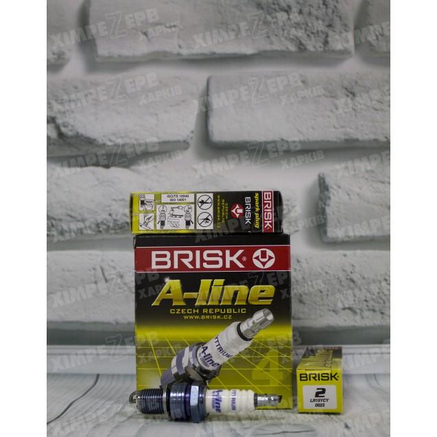 Brisk A-Line Свіча запалювання