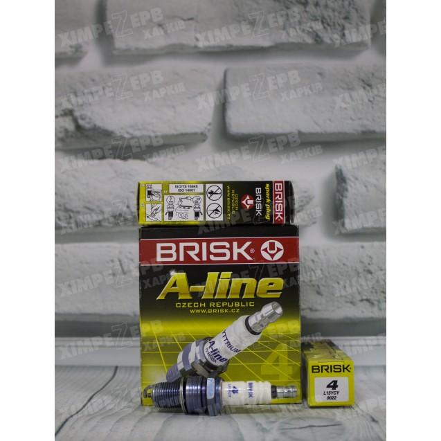 Brisk A-Line 2 Свіча запалювання