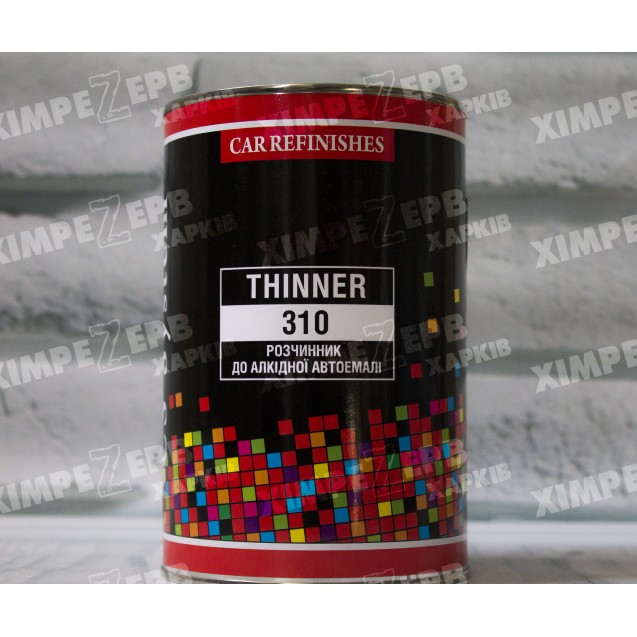 Розчинник CS System Thinner -310 1л