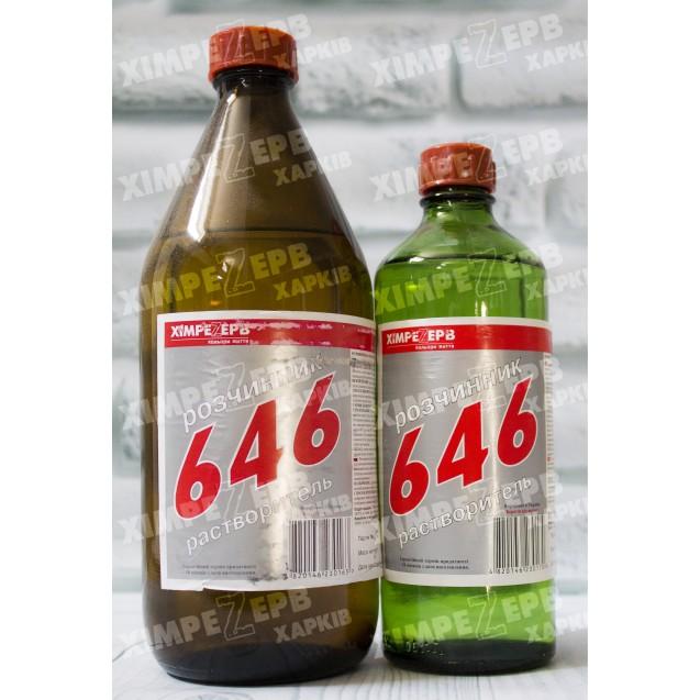 Розчинник 646 БП ТМ ХІМРЕЗЕРВ