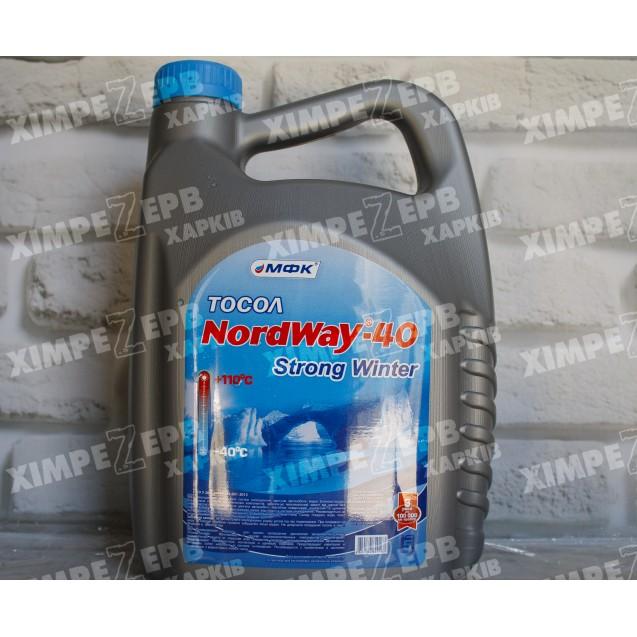 "Тосол ""NordWay -40 Strong Winter"" (-32ºC) ПЕ кан."