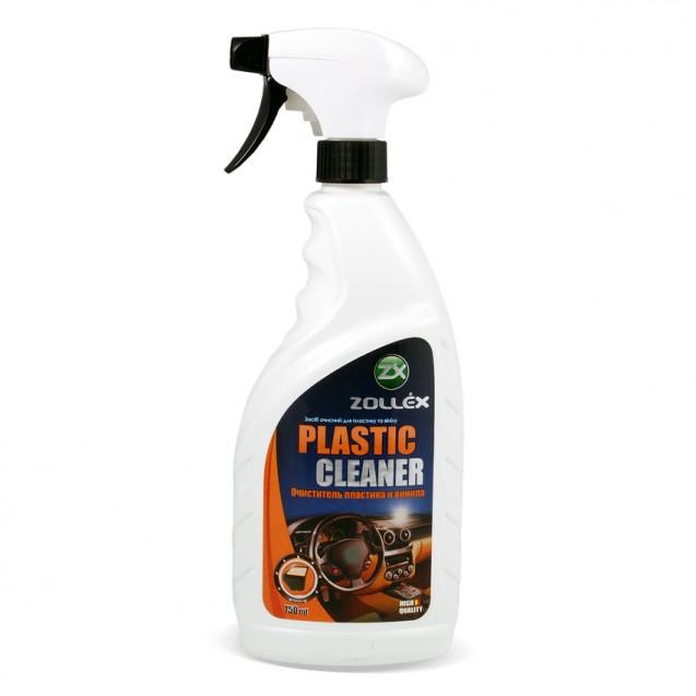 Очисник пластика і вініла 0,75л (тригер)