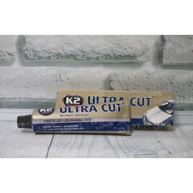 Паста для полірування кузова 100гр K2 Ultra Cut