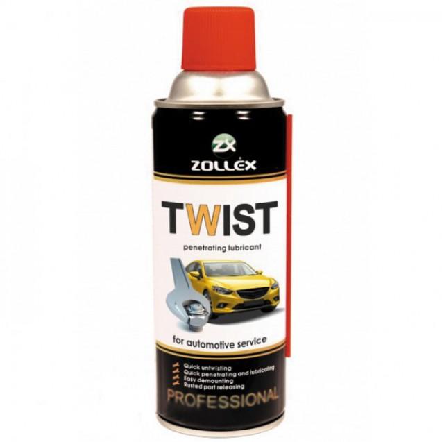 Рiдкий ключ мастило TWIST професiйне 450мл