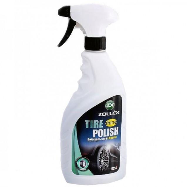 Поліроль шин Tire polish блиск 0,75л блиск (тригер)