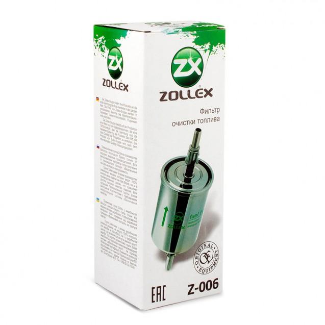 Фільтр паливний Z-006 Daewoo,ВАЗ 2110 труб