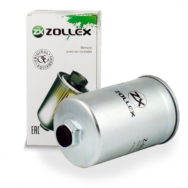 Фільтр паливний Z-007 Волга (гайка)