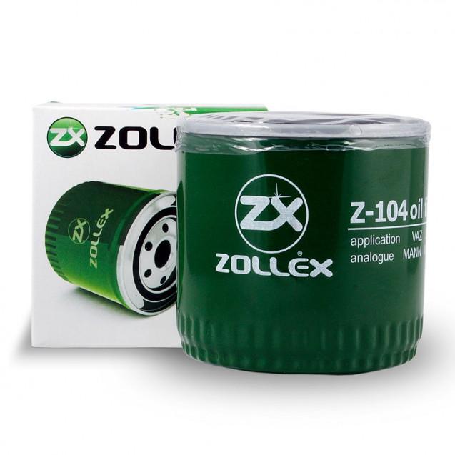 Фільтр масляний Z-104 ВАЗ 2101-05