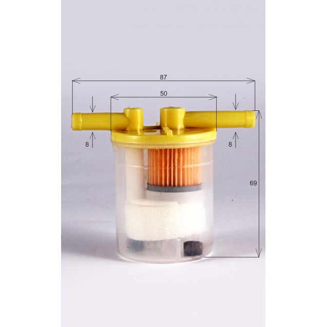 Фільтр паливний Z-305 відстійник з магнітом