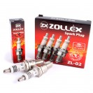 Свічка запалювання ВАЗ-2108-99 ZL-02
