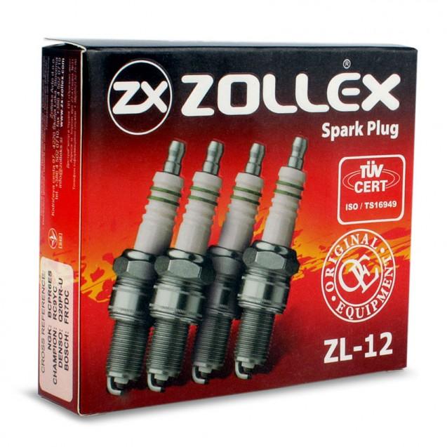 Свічка запалювання ВАЗ-2110-12 ZL-12