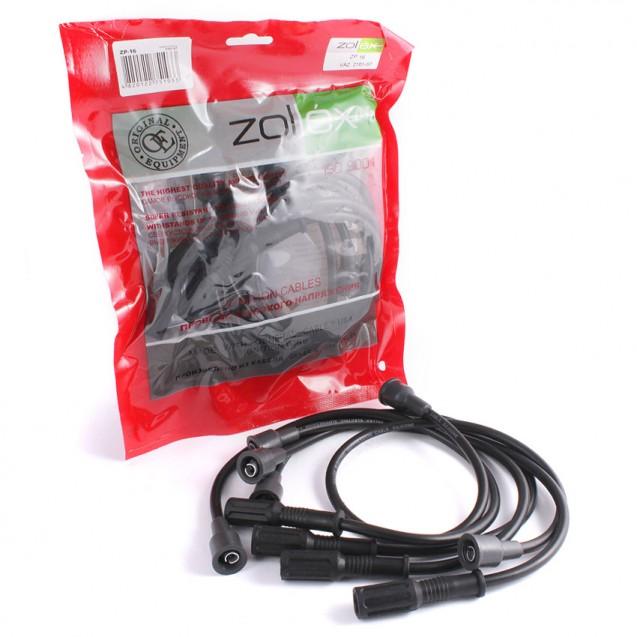Комплект проводів запалювання 2101-07 (ZP-16)